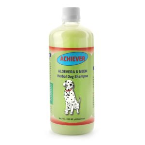 Aloe-vera & Neem Herbal dog shampoo (500 ml)