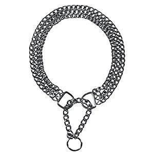 Choke Chain 3 Line Dog chain 30 inches