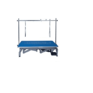 Double-Crank Electric Lift Grooming Table