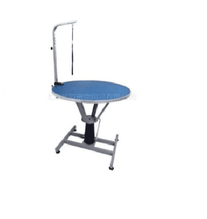 hydraulic-dog-grooming-table-round