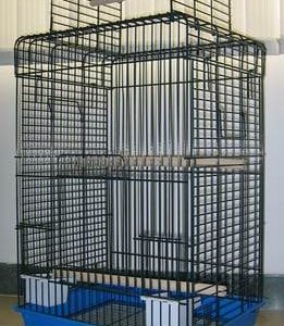 Bird Cage 830A(L*1.66 W*1.33 H*2.5)Feet (Set of 2 Piece)