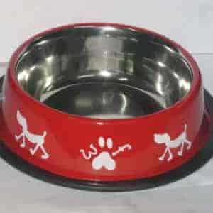 Pet Bowl Mixed Color